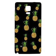 Pineapples Galaxy Note 4 Back Case by Valentinaart