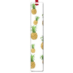 Pineapples Pattern Large Book Marks by Valentinaart