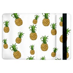 Pineapples Pattern Ipad Air Flip by Valentinaart