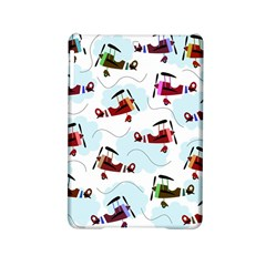 Airplanes Pattern Ipad Mini 2 Hardshell Cases by Valentinaart