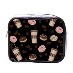 Coffee Break Mini Toiletries Bags