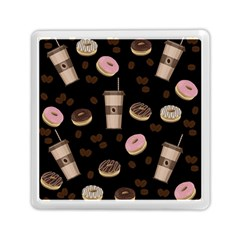 Coffee Break Memory Card Reader (square)  by Valentinaart