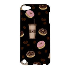 Coffee Break Apple Ipod Touch 5 Hardshell Case by Valentinaart