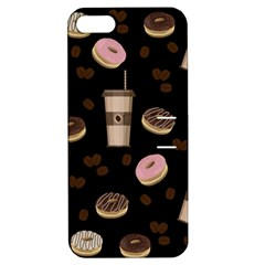 Coffee Break Apple Iphone 5 Hardshell Case With Stand by Valentinaart