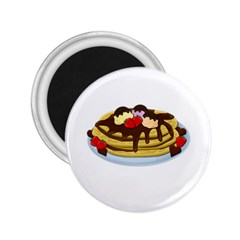 Pancakes   Shrove Tuesday 2 25  Magnets by Valentinaart