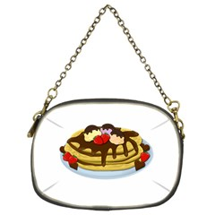 Pancakes   Shrove Tuesday Chain Purses (two Sides)  by Valentinaart