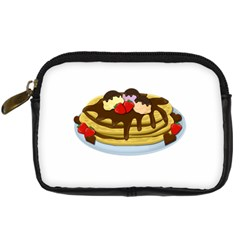 Pancakes   Shrove Tuesday Digital Camera Cases by Valentinaart