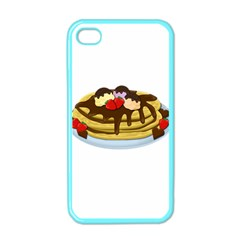 Pancakes   Shrove Tuesday Apple Iphone 4 Case (color) by Valentinaart