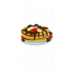 Pancakes   Shrove Tuesday Samsung Galaxy Alpha Hardshell Back Case by Valentinaart