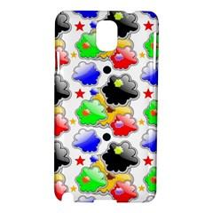Pattern Background Wallpaper Design Samsung Galaxy Note 3 N9005 Hardshell Case