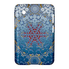 Pattern Background Pattern Tile Samsung Galaxy Tab 2 (7 ) P3100 Hardshell Case