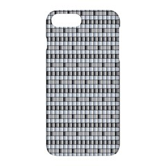 Pattern Grid Squares Texture Apple Iphone 7 Plus Hardshell Case
