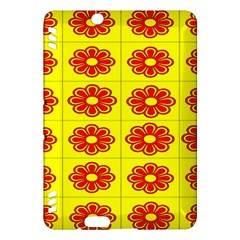 Pattern Design Graphics Colorful Kindle Fire Hdx Hardshell Case by Nexatart