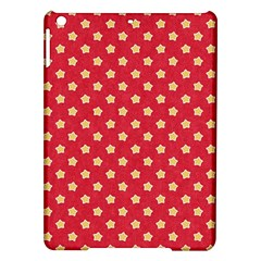 Pattern Felt Background Paper Red Ipad Air Hardshell Cases