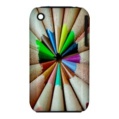 Pen Crayon Color Sharp Red Yellow Iphone 3s/3gs