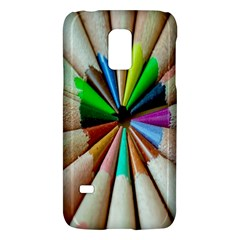 Pen Crayon Color Sharp Red Yellow Galaxy S5 Mini