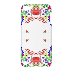 Holiday Festive Background With Space For Writing Apple Ipod Touch 5 Hardshell Case by Nexatart