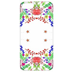 Holiday Festive Background With Space For Writing Apple Iphone 5 Classic Hardshell Case