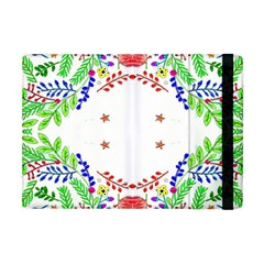 Holiday Festive Background With Space For Writing Apple Ipad Mini Flip Case by Nexatart