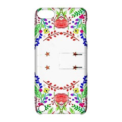 Holiday Festive Background With Space For Writing Apple Ipod Touch 5 Hardshell Case With Stand