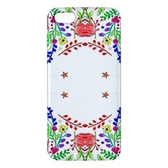 Holiday Festive Background With Space For Writing Apple Iphone 5 Premium Hardshell Case by Nexatart