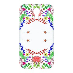 Holiday Festive Background With Space For Writing Samsung Galaxy S4 I9500/i9505 Hardshell Case by Nexatart