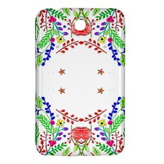 Holiday Festive Background With Space For Writing Samsung Galaxy Tab 3 (7 ) P3200 Hardshell Case