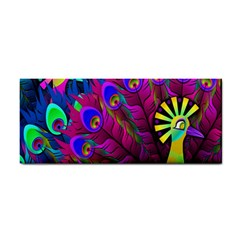 Peacock Abstract Digital Art Cosmetic Storage Cases