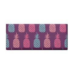 Pineapple Pattern  Cosmetic Storage Cases by Nexatart