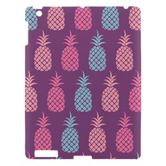 Pineapple Pattern  Apple Ipad 3/4 Hardshell Case by Nexatart