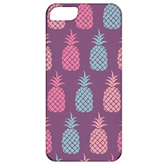 Pineapple Pattern  Apple Iphone 5 Classic Hardshell Case by Nexatart