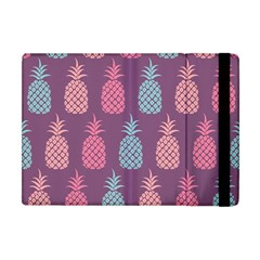 Pineapple Pattern  Apple Ipad Mini Flip Case by Nexatart