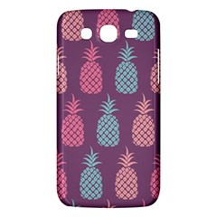 Pineapple Pattern  Samsung Galaxy Mega 5 8 I9152 Hardshell Case  by Nexatart