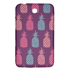Pineapple Pattern  Samsung Galaxy Tab 3 (7 ) P3200 Hardshell Case  by Nexatart