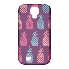 Pineapple Pattern  Samsung Galaxy S4 Classic Hardshell Case (pc+silicone) by Nexatart