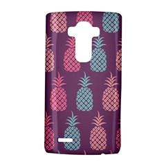 Pineapple Pattern  Lg G4 Hardshell Case by Nexatart