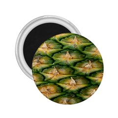 Pineapple Pattern 2 25  Magnets