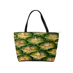Pineapple Pattern Shoulder Handbags by Nexatart