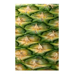 Pineapple Pattern Shower Curtain 48  X 72  (small)  by Nexatart