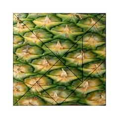 Pineapple Pattern Acrylic Tangram Puzzle (6  x 6 ) by Nexatart