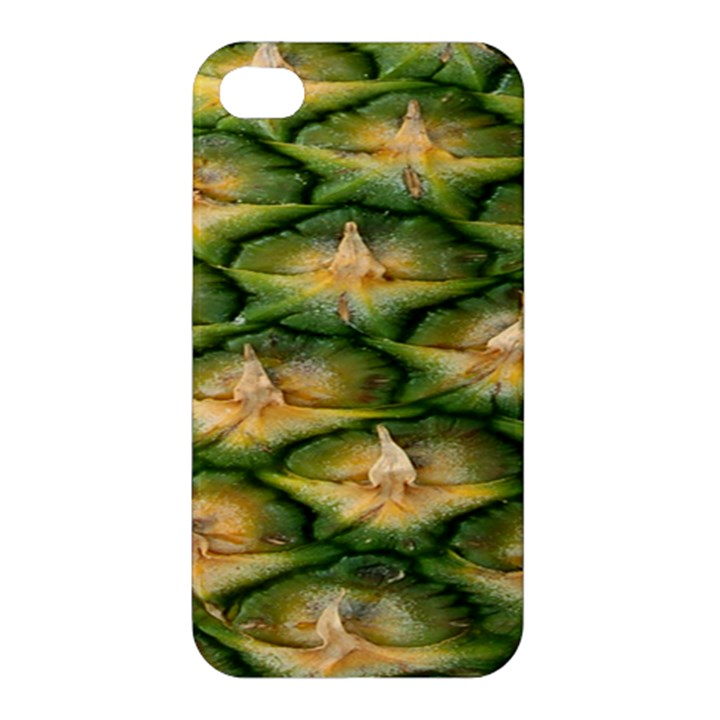 Pineapple Pattern Apple iPhone 4/4S Premium Hardshell Case