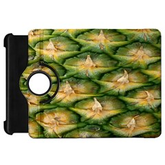 Pineapple Pattern Kindle Fire Hd 7  by Nexatart