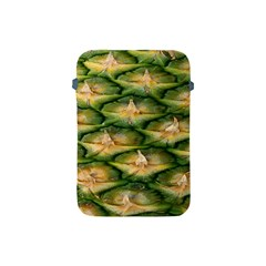 Pineapple Pattern Apple Ipad Mini Protective Soft Cases by Nexatart