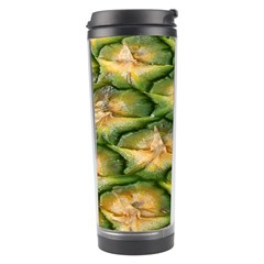 Pineapple Pattern Travel Tumbler by Nexatart
