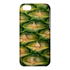 Pineapple Pattern Apple Iphone 5c Hardshell Case