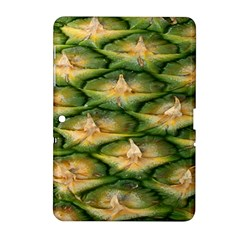 Pineapple Pattern Samsung Galaxy Tab 2 (10 1 ) P5100 Hardshell Case  by Nexatart