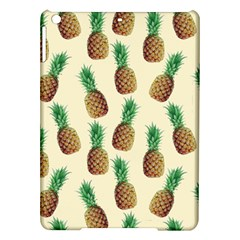 Pineapple Wallpaper Pattern Ipad Air Hardshell Cases by Nexatart