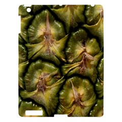Pineapple Fruit Close Up Macro Apple Ipad 3/4 Hardshell Case
