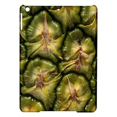 Pineapple Fruit Close Up Macro Ipad Air Hardshell Cases by Nexatart