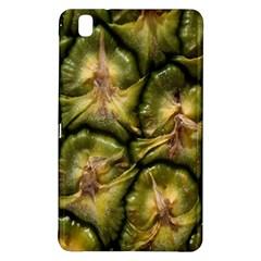 Pineapple Fruit Close Up Macro Samsung Galaxy Tab Pro 8 4 Hardshell Case